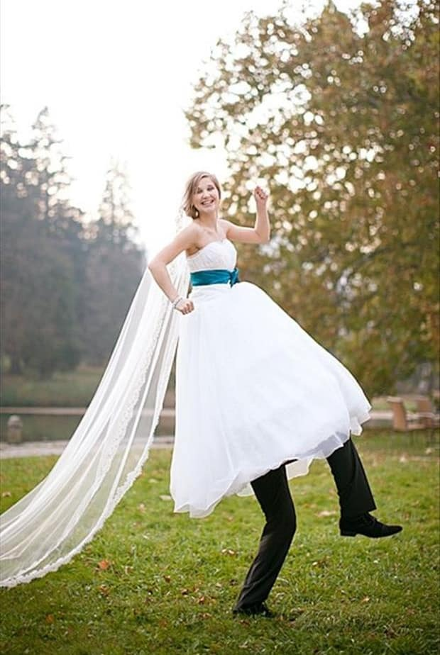 Amazing Funny Wedding Pictures