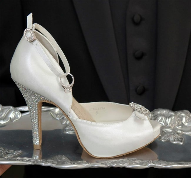 Amazing High Heel Shoes for Engagement