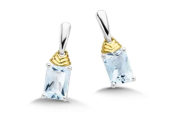 Awesome Aquamarine Party Earrings 2016-17