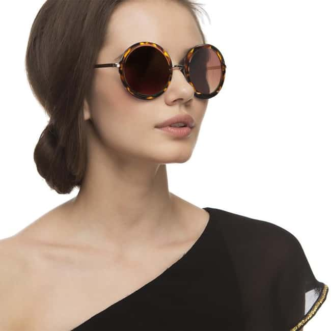 Awesome Circular Summer Sunglasses 2016