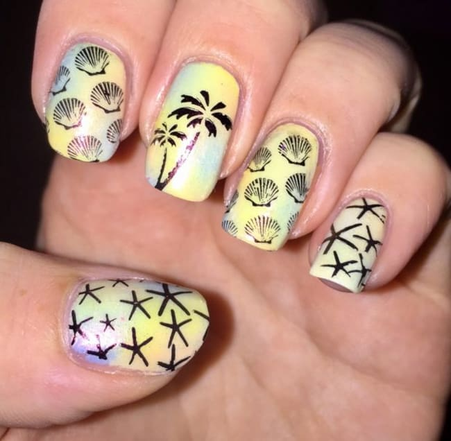 17 Trendy Yellow Nail Art Designs for Summer 17 Trendy Yellow Nail Art Designs for Summer new pics