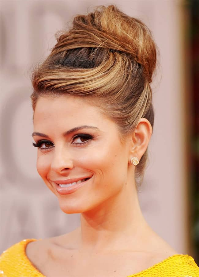 Celebrity Bun Hairstyles for Women