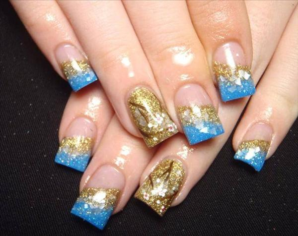Cool Beach Nail Design Ideas