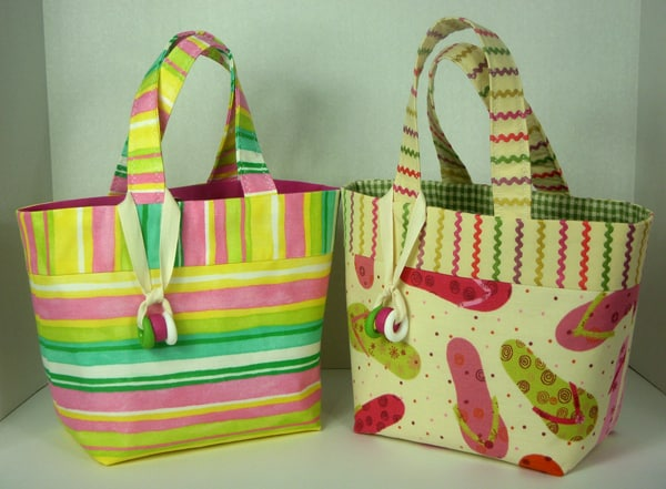 Cool Beach Themed Handbags for Girls