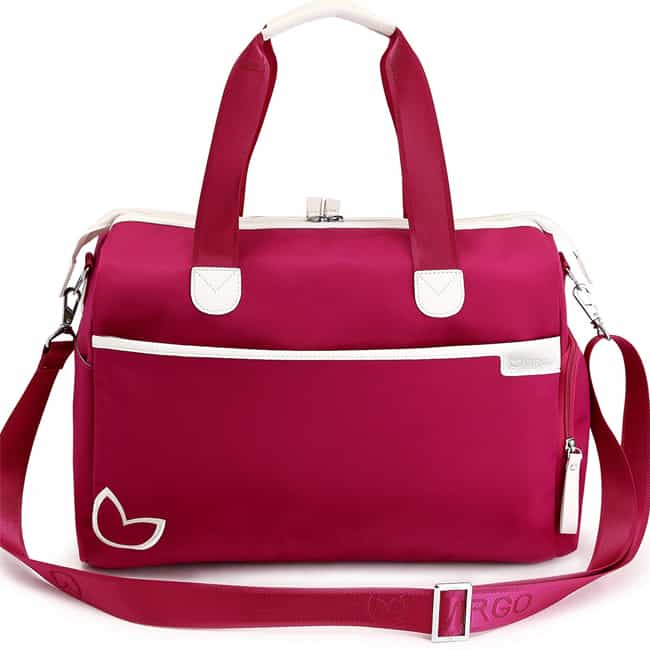 Designer Satchel Travel Shoulder Red Bag 2016