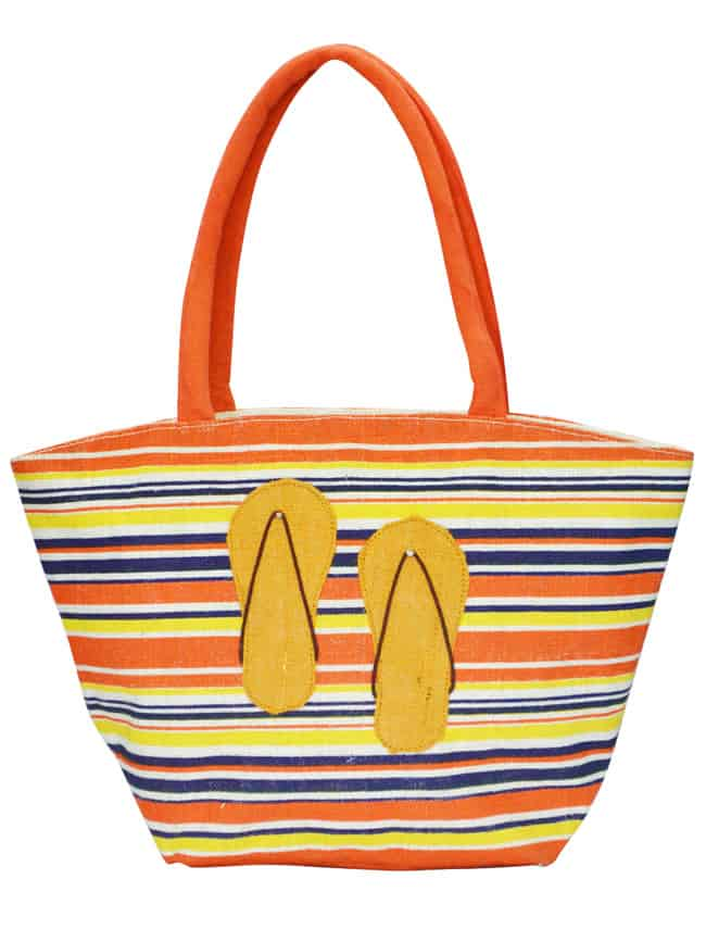 Fantastic Girls Jute Beach Handbag Ideas