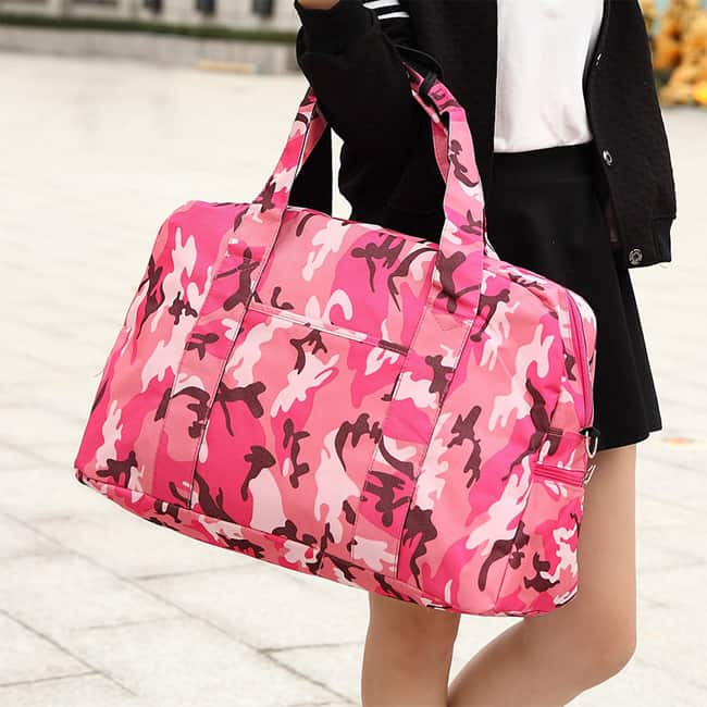 Fresh Women Travel Luggage Bags for Summer