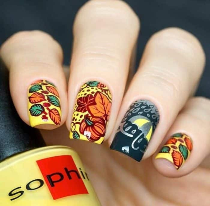 30 most interesting nail patterns images 2019 sheideas