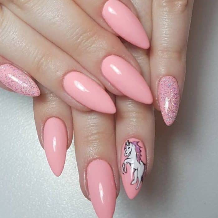 30 Most Interesting Nail Patterns Images 2018 – SheIdeas
