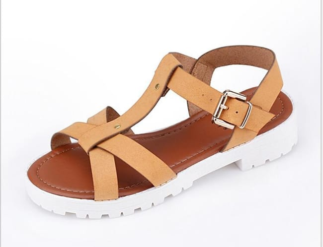 Latest Women Platform Sandals for Summer