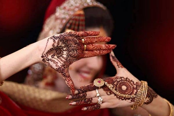 New Bridal Mehndi Art for Hands 2016-17