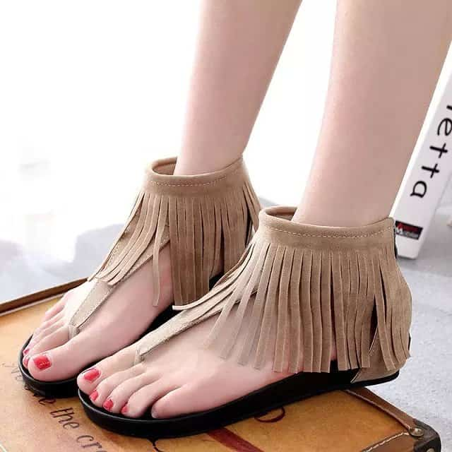 New Casual Roman Style Beach Summer Shoes