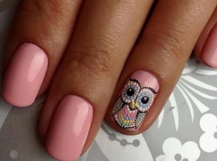 30 Most Interesting Nail Patterns Images 2018 - SheIdeas