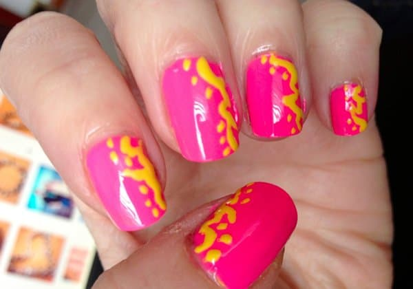 Outstanding Nail Design Patterns for Girls