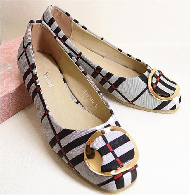 Plus Size Women Casual Designer Shoes 2016