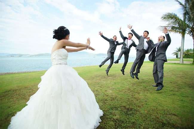 Powerful Bride Funny Pictures