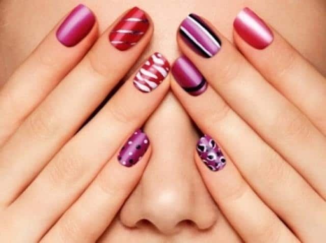Summer Nail Design Patterns for Women