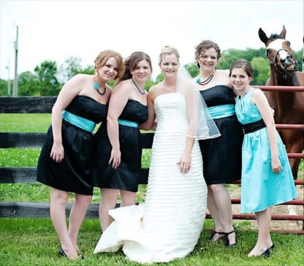 Trendy Funny Wedding Party Photos