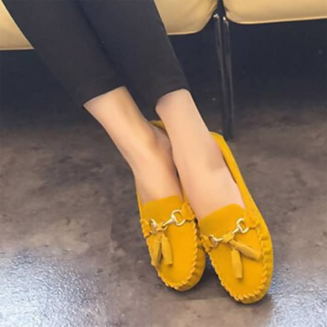 Woman Loafers Casual Shoes Ideas for Summer