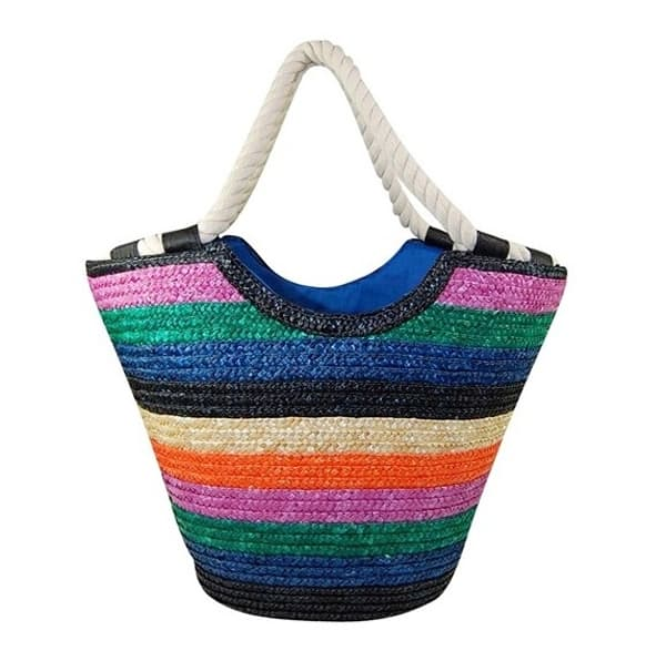 Women Multi Color Bulk Beach Handbags
