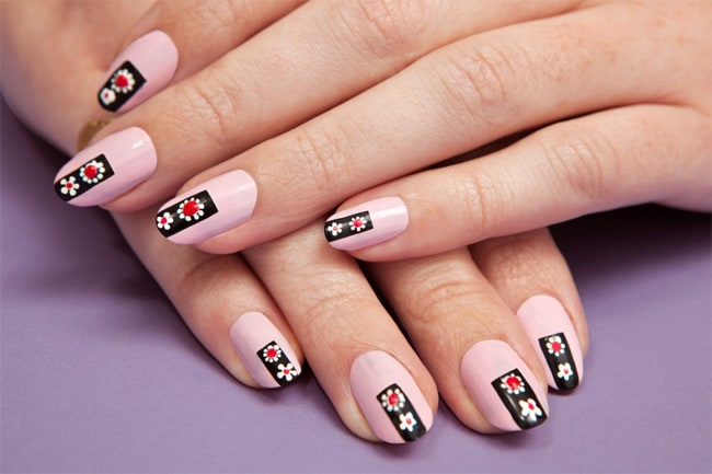 eid nail art designs
