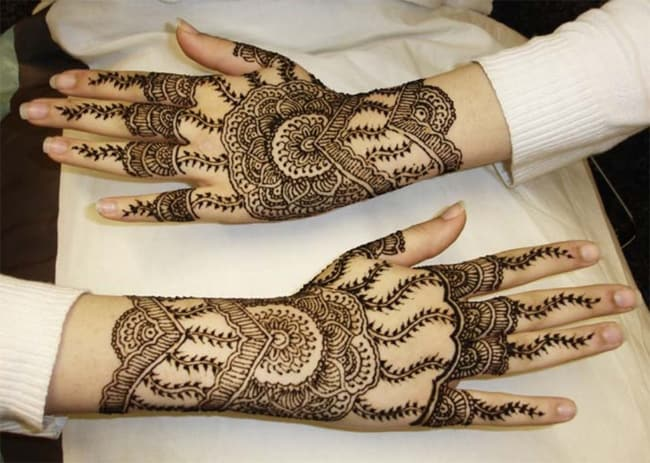 Amazing Eid ul Fitr Mehndi Designs for Hands