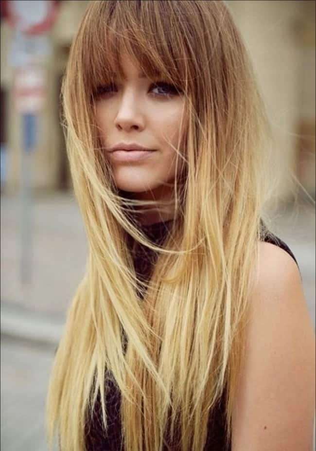 Awesome Fringe Hairstyle Ideas
