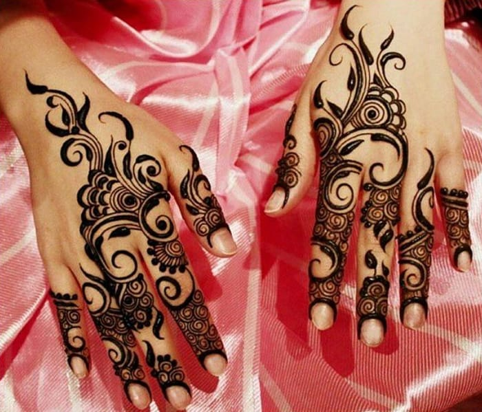 Dubai Mehndi Patterns : Latest dubai mehndi designs pictures sheideas