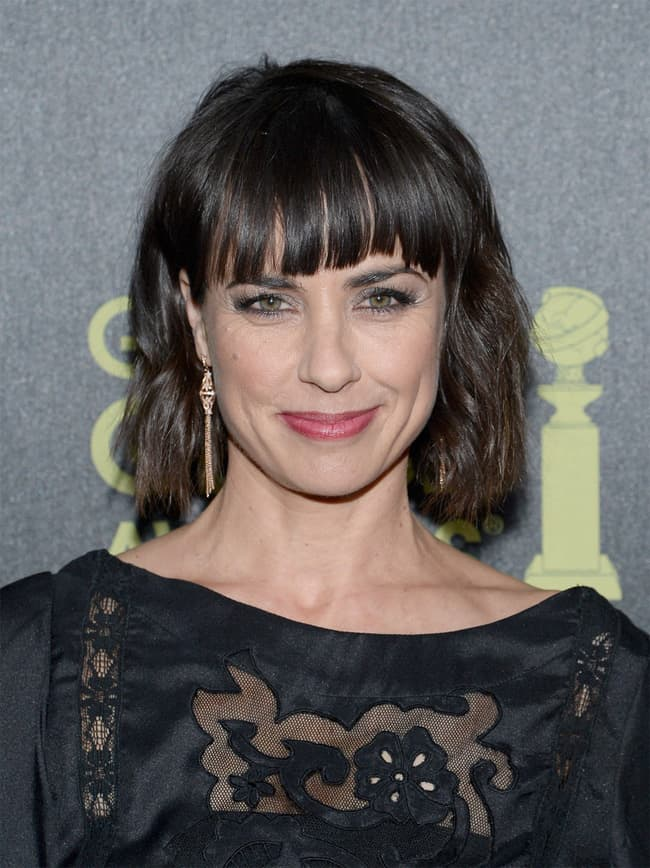 Best Women Short Wavy Cut with Fringe Bangs