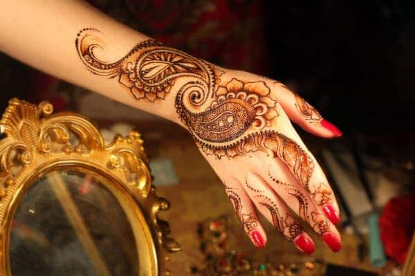 Mehndi Bridal Design Latest : Bridal mehendi design latest gallery