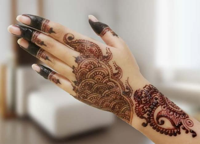 Fantastic Eid Mehndi Designs Photos