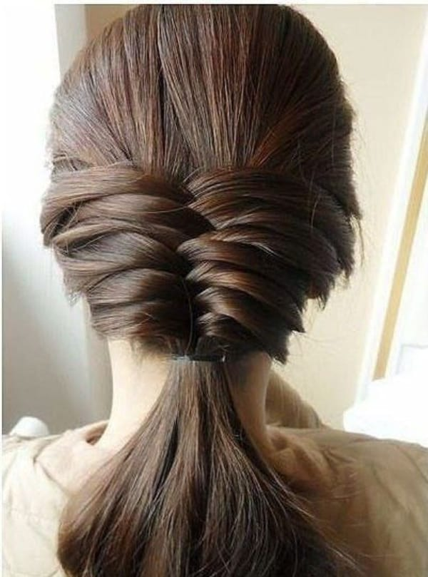 Fantastic Fishtail Hairstyles for Brides 2016