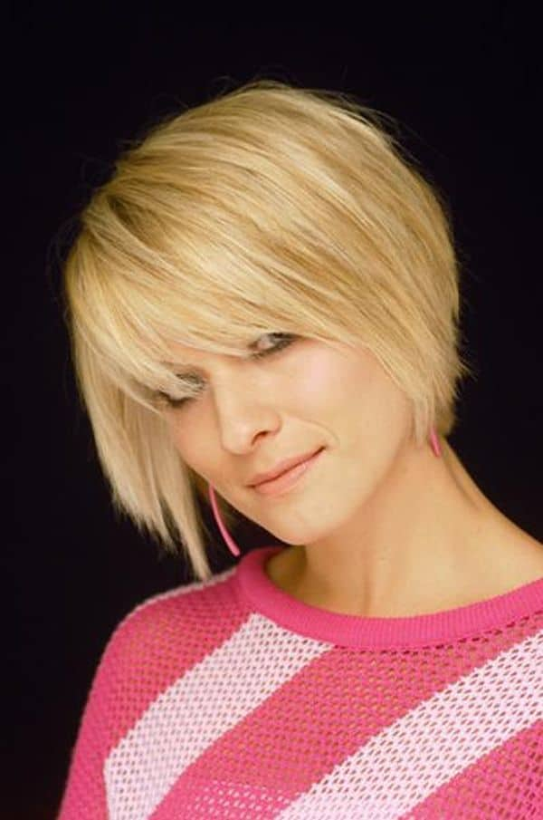 Fantastic Short Haircut Trend with Bangs