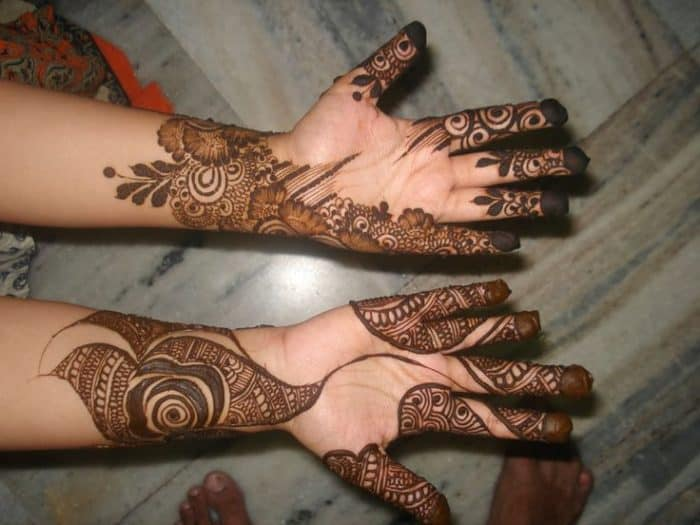 New Designs Mehndi Hands : Latest dubai mehndi designs pictures sheideas