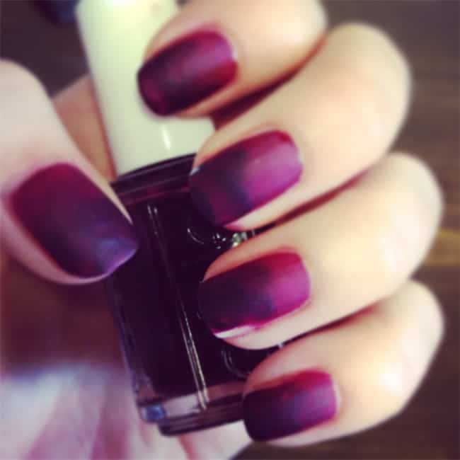 Ombre Nail Art