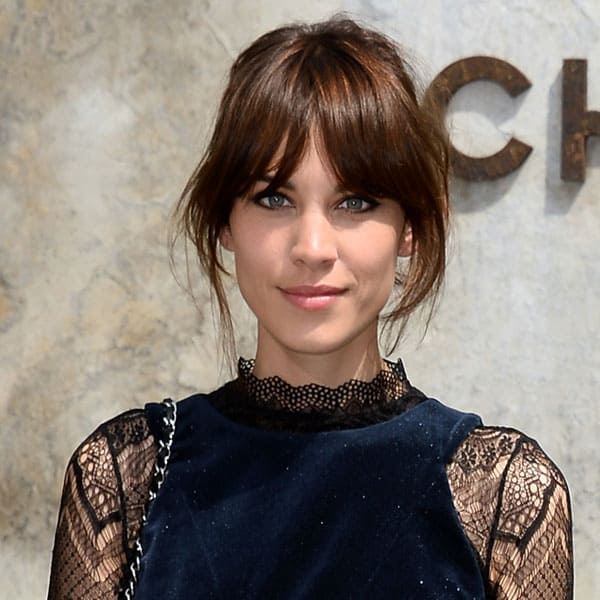 Trendy Celebrity Fringe Hairstyle Pictures 2016