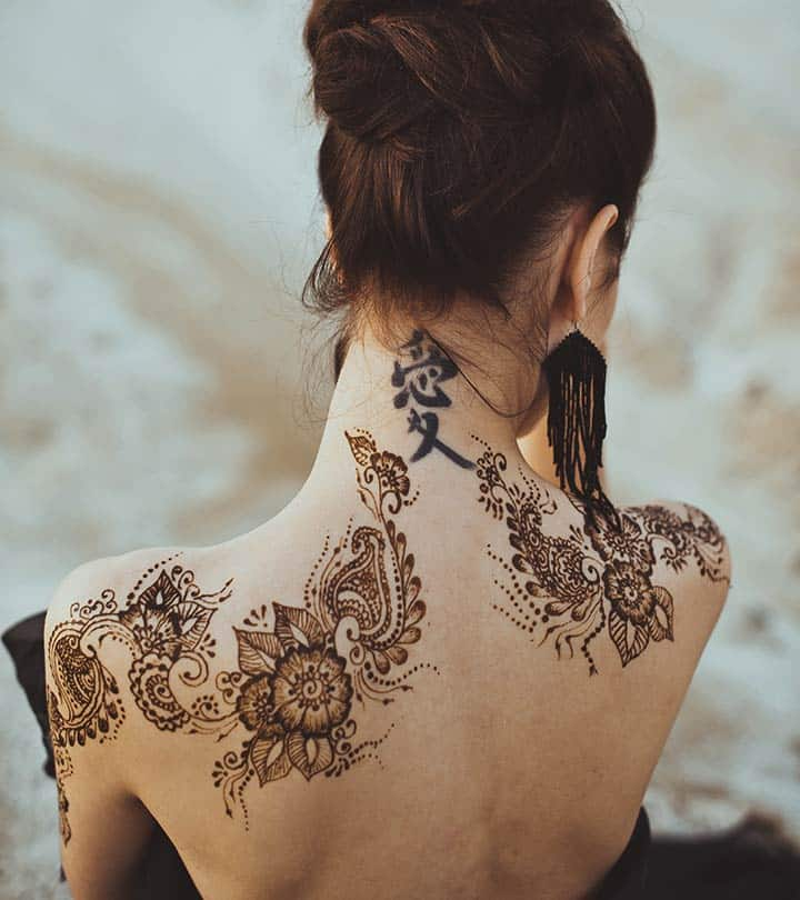 30 stylish body mehndi designs collection sheideas for Henna body tattoo