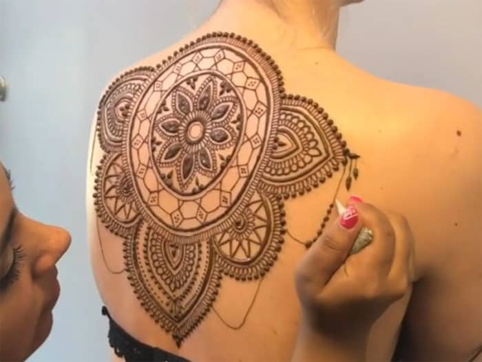 30 stylish body mehndi designs collection � sheideas