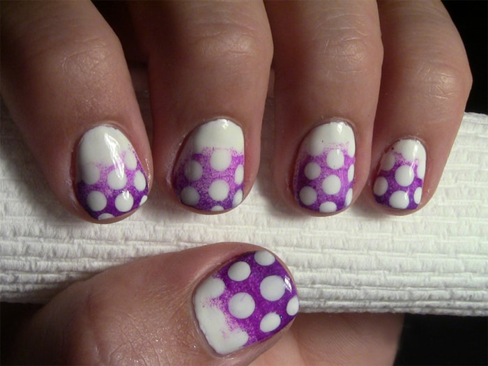 30 Dazzling Ombre Nail Art Ideas for Ladies