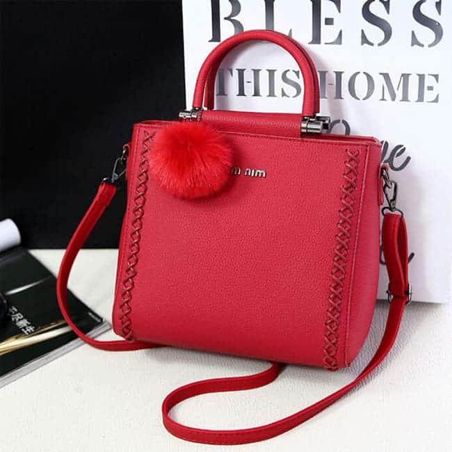Amazing Leather Ladies Handbags for Valentines Day