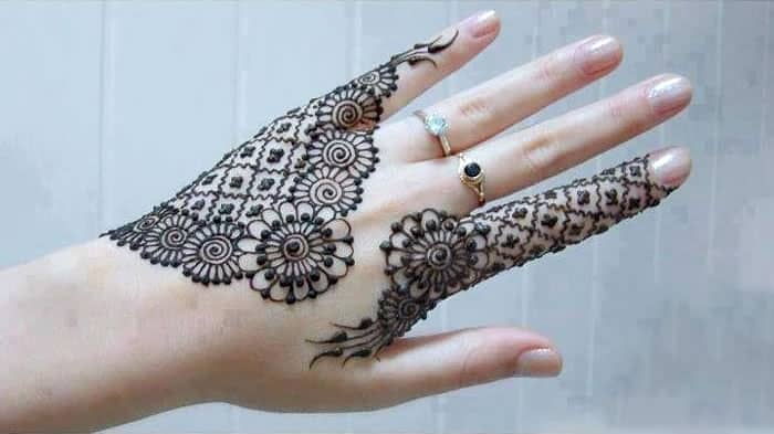 Mehndi Designs Hd Images : Latest hd images of mehndi designs sheideas