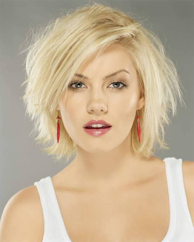 Amazing Short Funky Hairstyle Ideas for Girls