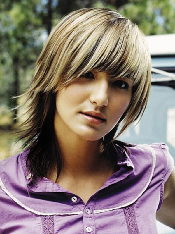Attractive Funky Women Hairstyles Trends