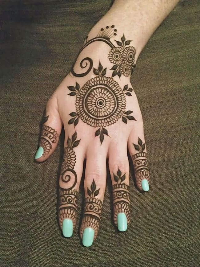 Awesome Eid Ul Azha Mehndi Designs 2016