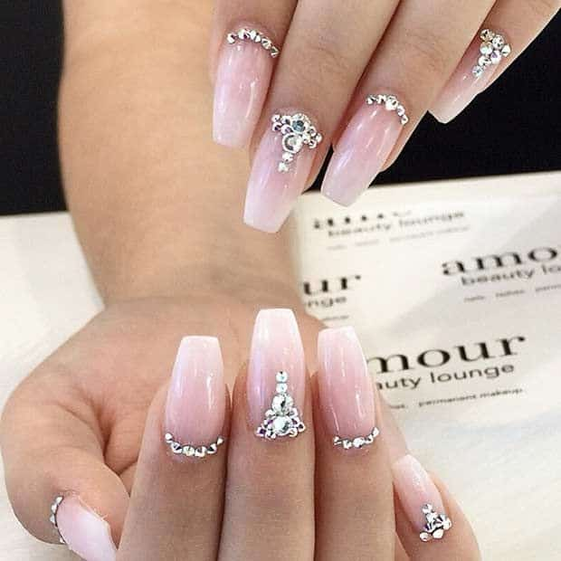 Nail Designs For Wedding Wedding Decor Ideas