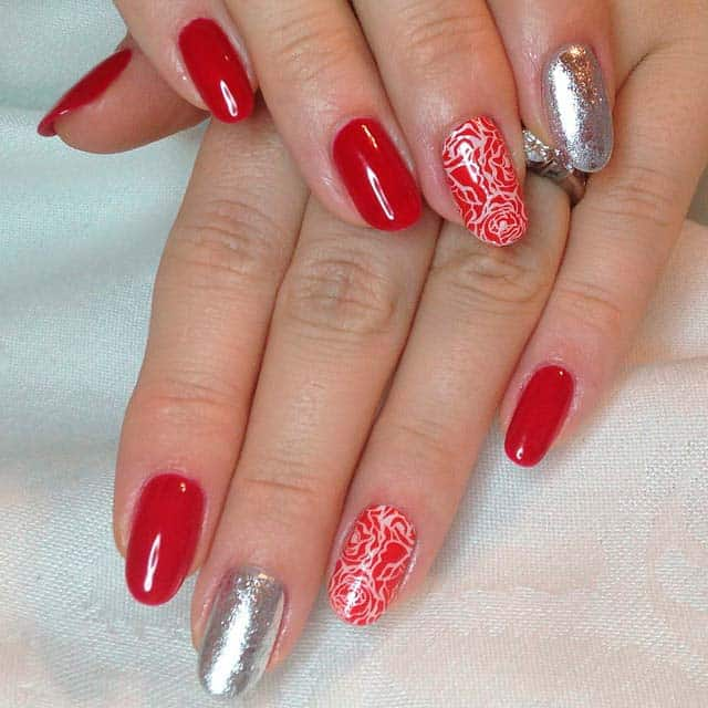 Bridal Holidays Nail Design for Wedding 2016