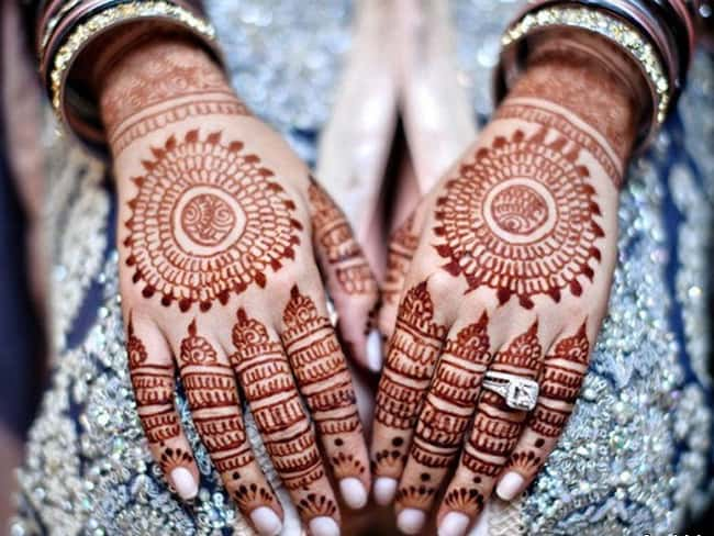 Bridal Mehndi Designs Ideas For Eid Ul Azha 2016