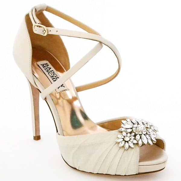 Elegant Vintage Bridal Shoes Ideas 2016