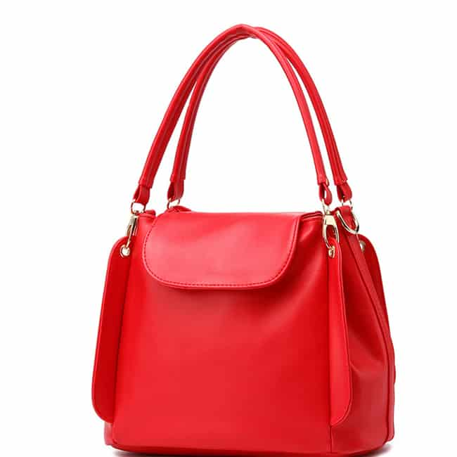 Great Barrel Shaped PU Handbags Ideas 2016