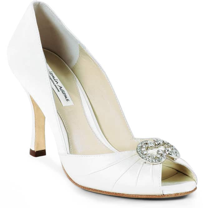 Latest Women Ivory Shoes for Wedding